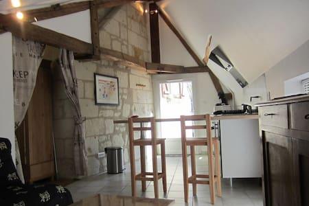 Appartement au coeur de la vallée des Rois - Varennes-sur-Loire - 公寓