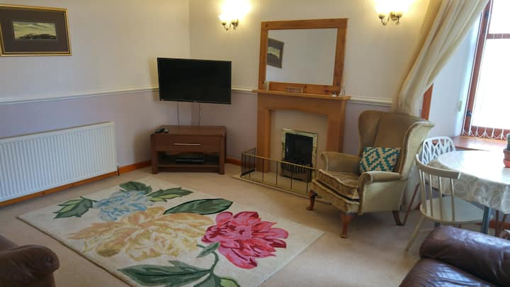 4 double bedroom central house Wick Caithness