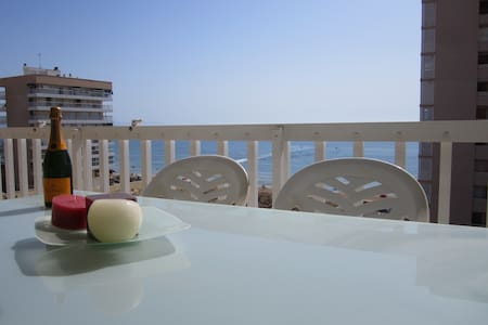 Appartement de luxe en première ligne de la plage - Los Arenales del Sol - Apartament
