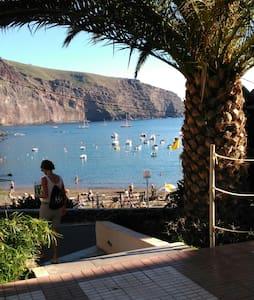 Precioso apartamento al lado de mar - Valle Gran Rey