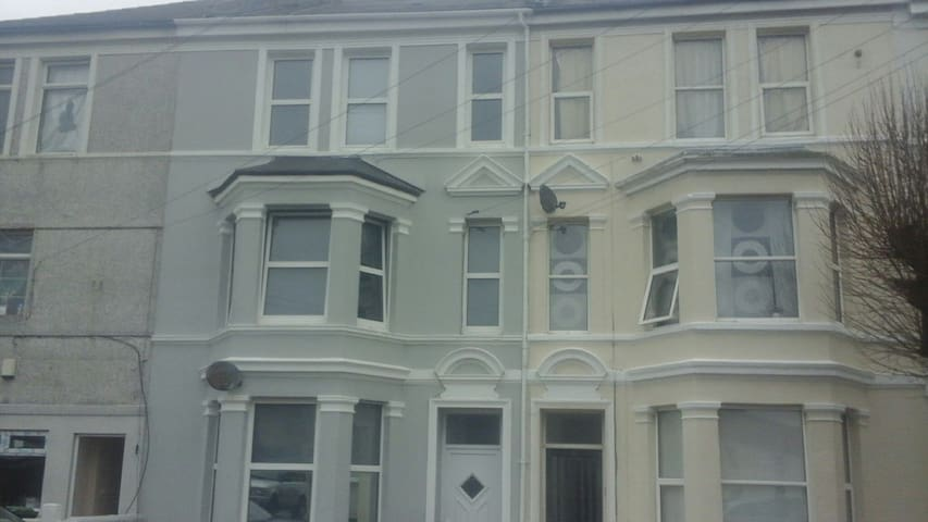 Victorian house with stunning rooms - Plymouth  - Dom