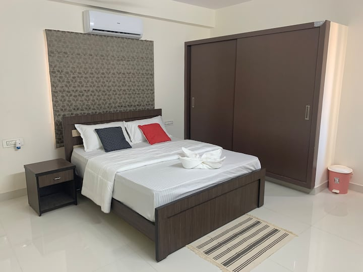 Urban Nest - 2BHK Serviced Apartments