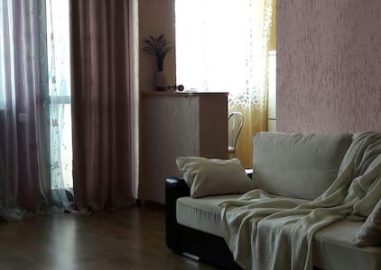 Просторная квартира-студия в центре - Grodno