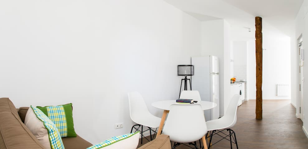 MT Studio Calatrava·Studio Apartment in Calatrava