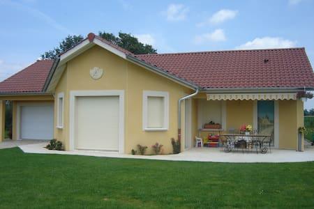 Maison 25km de Lyon - Genay - Dom