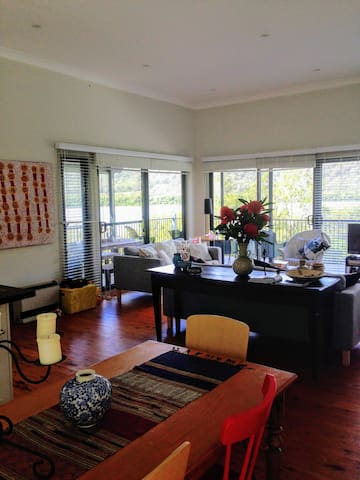 Retreat House - Hawkesbury River - Spencer