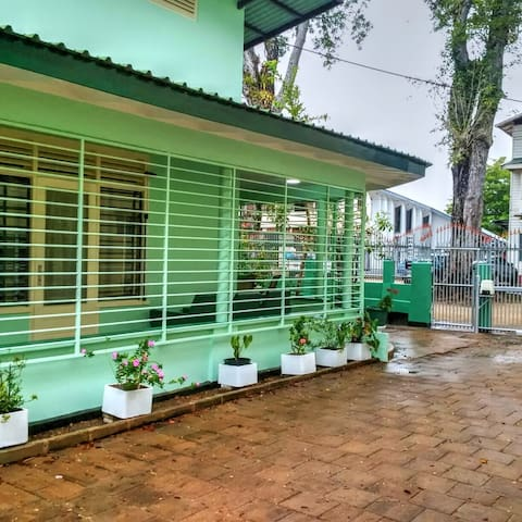 A Comfortable and Safe place to enjoy the city life of Paramaribo