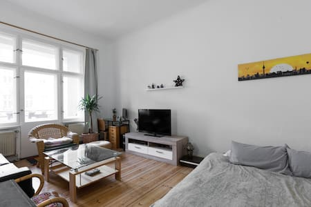 "Cozy flat in ""Kreuzkölln"" - Berlin - Apartment"