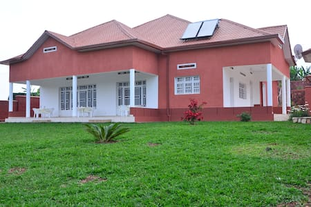 Maison Sifa chambre Zèbre - Butare - Casa