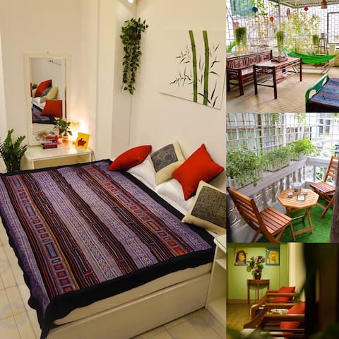 L' Hanoienne --- Super Central & Quiet Location - Hanoi - Casa