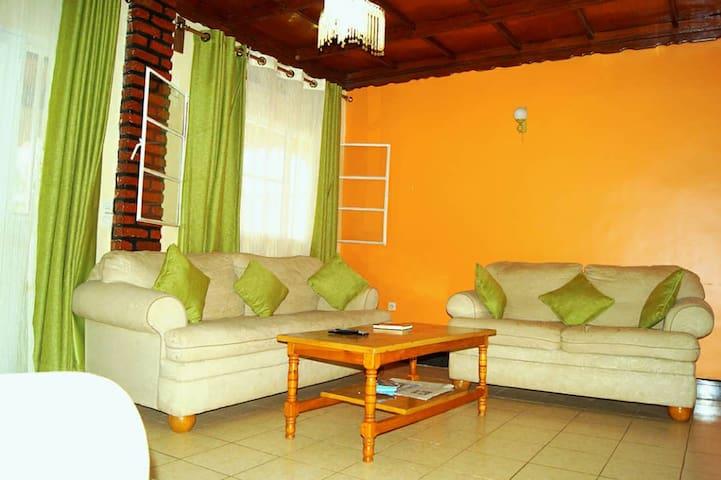 Comfort Home Kigali - The Royal Rest You Deserve.