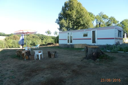 Mobile Home Trianon - Aigurande