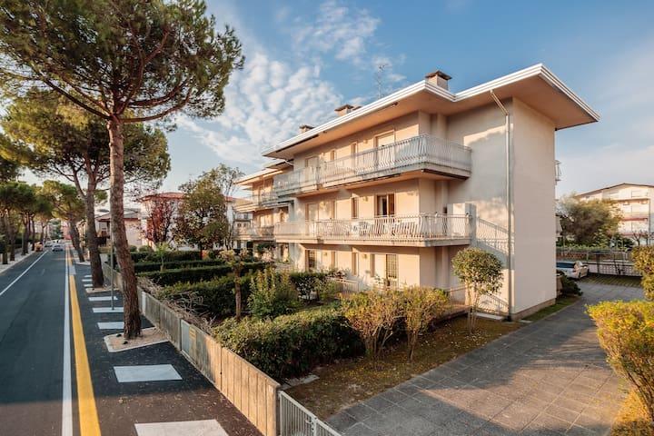 Delizioso appartamento in zona tranquilla - Lignano Sabbiadoro - Appartement