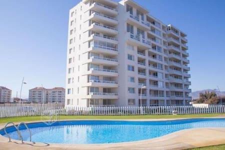 Departamento de Playa La Serena Beach Apartment - Apartament