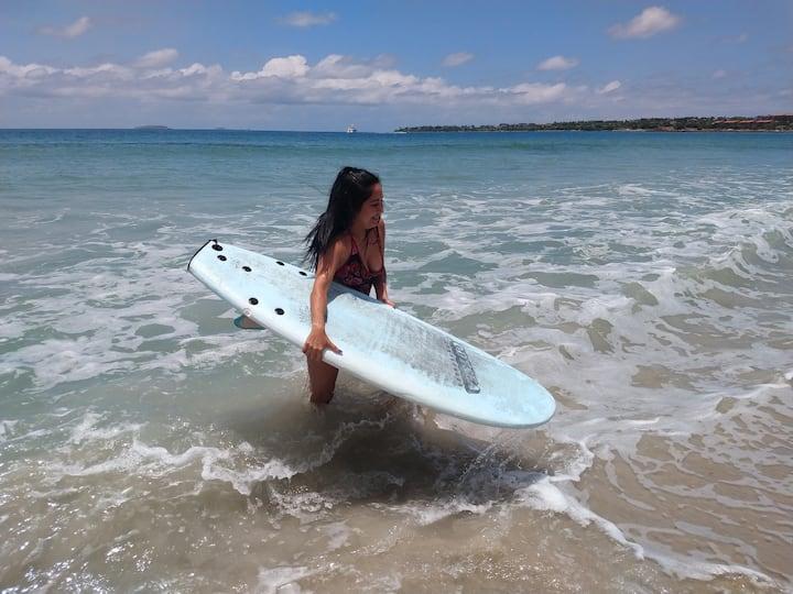 Mita Surf Getaway