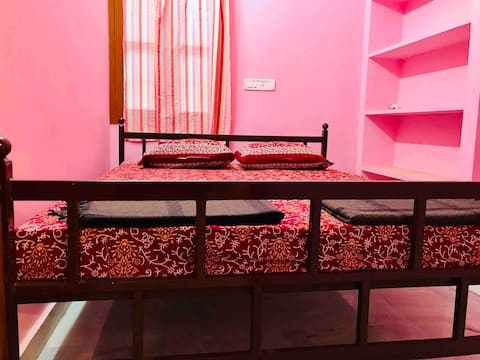 2BHK (AC & Furnished) ClementNishaNest-D2 Vellore