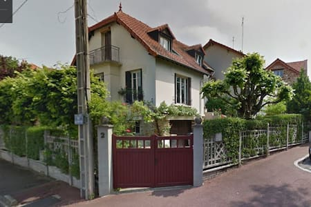 Family home close to Paris and Versailles - Viroflay - Rumah