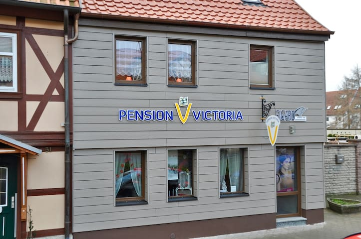 Wohnen in zentraler Lage klein aber fein - Halberstadt - Hostel