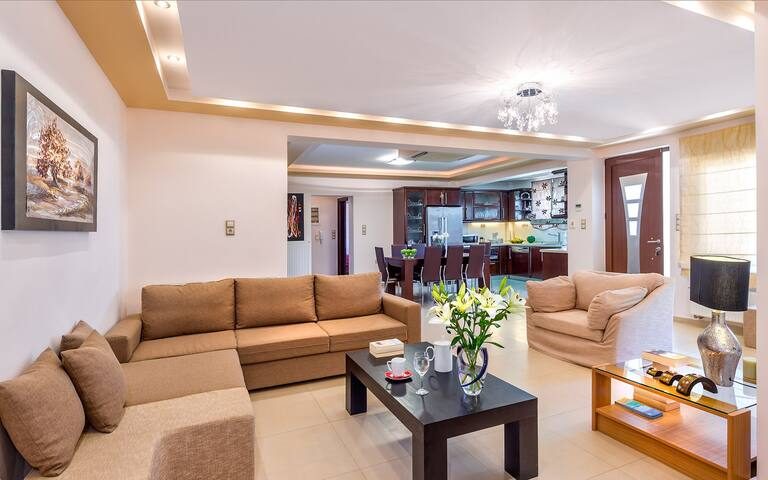20 Besten Ferienvillen Und Luxusvilla In Ierapetra - Airbnb ... 18 Luxusvilla Designs Atemberaubend Aussehen