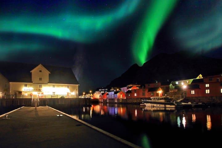 Angela's Fjord Suite 欢迎光临