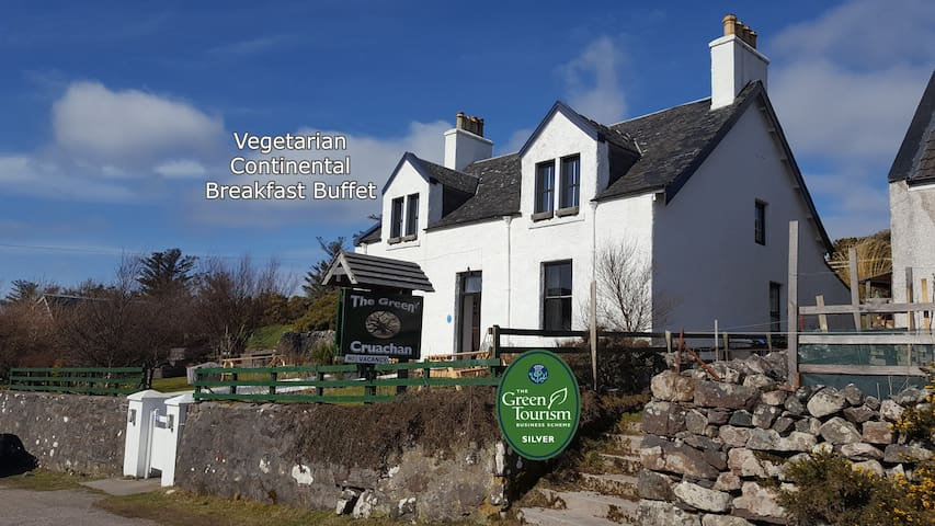 B&B THE GREEN CRUACHAN - DOUBLE ROOM MOUNTAIN VIEW