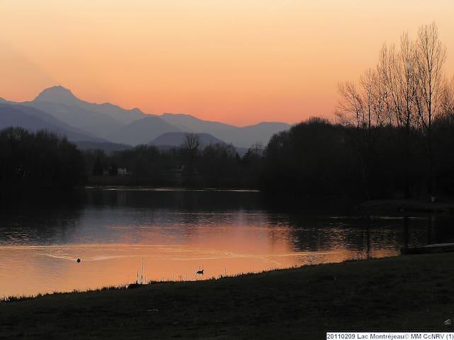 Les Chalets du Lac de Montréjeau