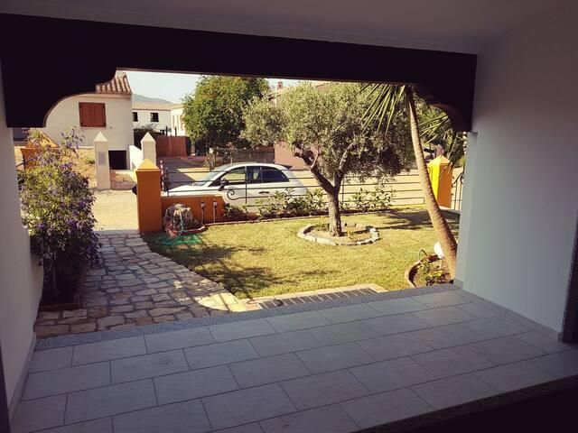 Villa 200m mare Baia di sarrala tertenia ogliastra
