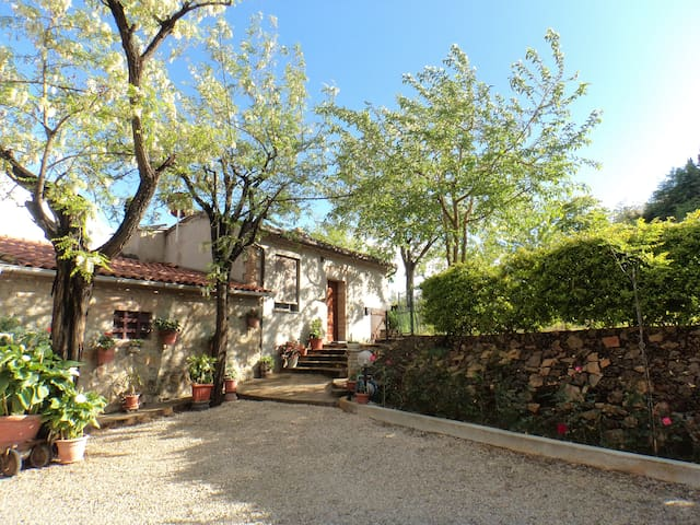 Farmholiday Villino del Grillo in San Gimignano SI - San Gimignano - Rumah