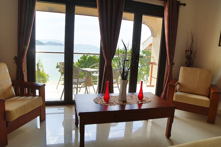 Lone Self-Catering Apartment - Baie Ste Anne - Diğer