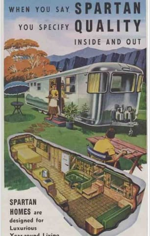 Original 1950 advertisement.