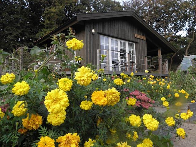 """""""UNDANTAGET"""", stuga nära bad och restauranger - Skärhamn - Chalet"""