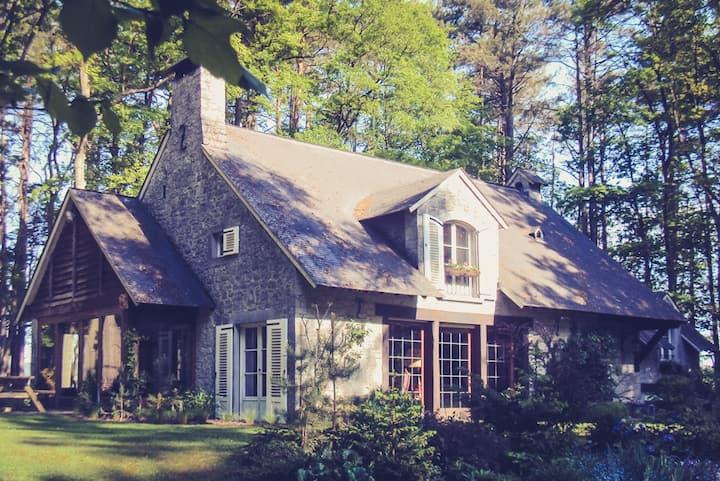 Le Clos Sainte-Anne / villa de charme en Ardennes