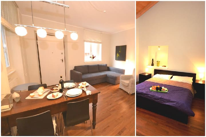 RODRIGO 5 Lakeside Apartments - Griante - Lägenhet