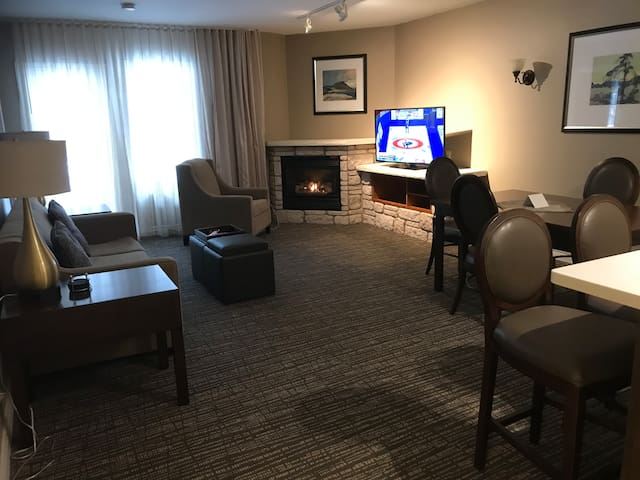 1 Bdrm Condo@Carriage Ridge Resort (4 guests max)
