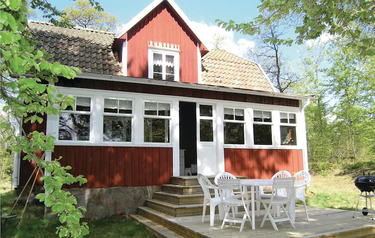 Holiday cottage with 3 bedrooms on 140 m² in Älmhult