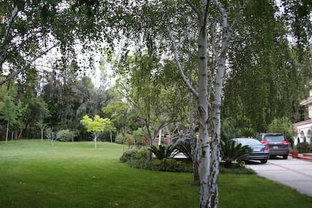 Spacious Bedroom (King) and Small Room (Full) 宽敞俩房 - Pasadena - Talo