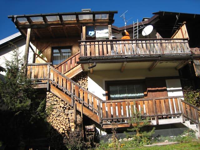 appartamento Cima Sappada 7 posti letto - Sappada - Huoneisto