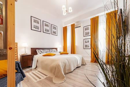 ★High Ceilings★Royal Palace★Apartment with Terrace