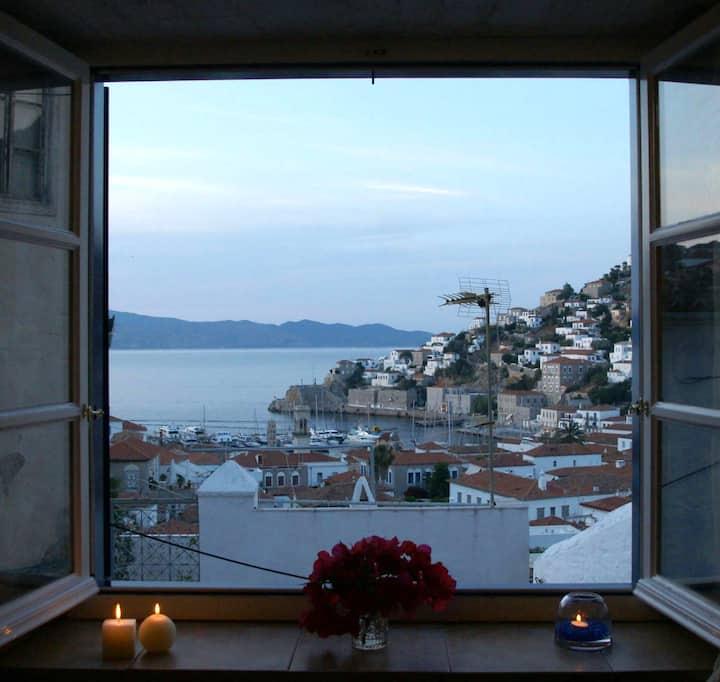 Παράθυρο με θέα / A room with a view