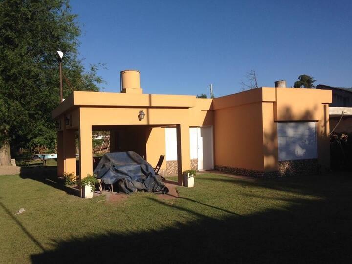 Alquiler temporario casa quinta
