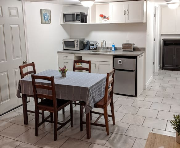 Private Basement Apartment Uptown Waterloo.