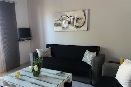 Superb large one bedroom apartment in Porto Heli - Argolida