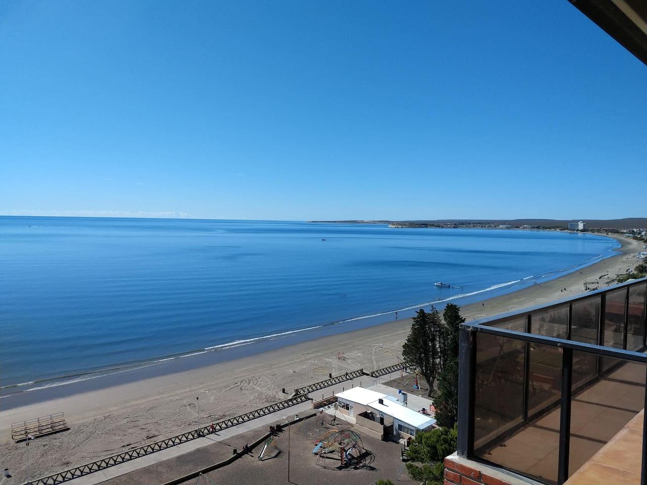 Dep. Céntrico / Vista al Mar / Frente a la Playa