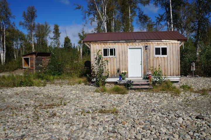 Honey Bee Hill Retreat Private Cabin - Willow - Srub