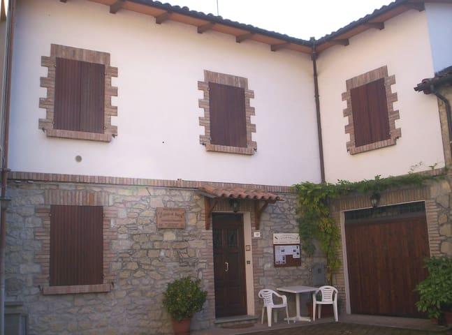 Il Cortile di Rocca (Roccamalatina di Guiglia)