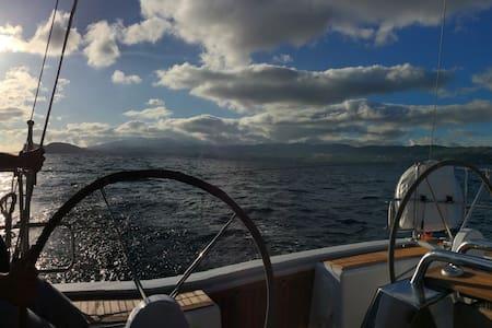 Azores Living on a Boat - Vila Franca Do Campo - Vene