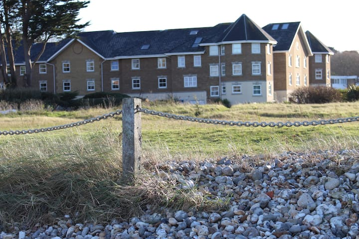 Town house next to the beach in Bembridge