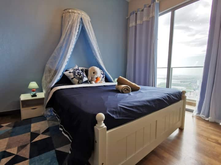 [SANITISED] Seaview Couple's Favourite|CRAZY Price