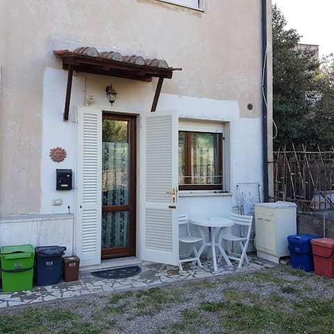 La casina tranquilla - Suvereto - Appartement