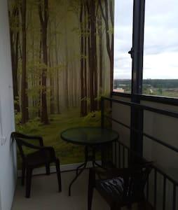 Новая квартира в ближайшем пригороде Петербурга